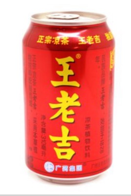 Chinese Herb Tea 王老吉(单点)